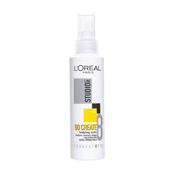 L'Oreal Line Studio Go Create Sculpting Spritz 150ml, , large