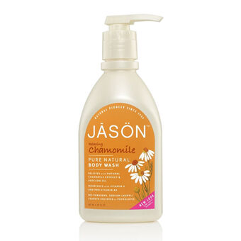 Jason Relaxing Chamomile Body Wash With Pump 887ml, , large