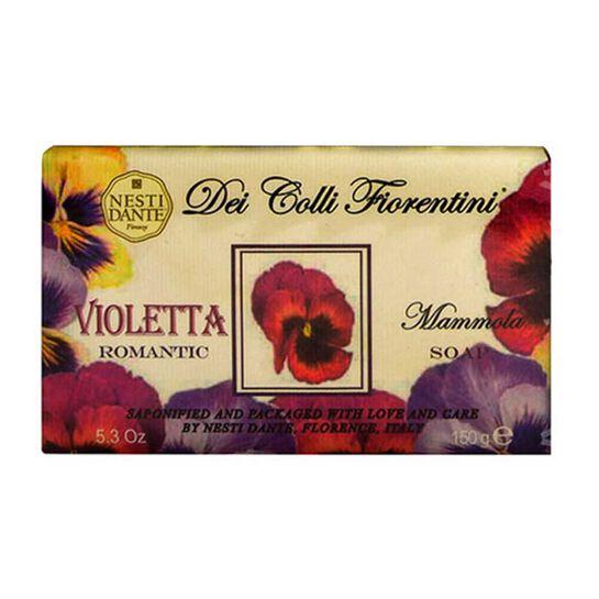 Nesti Dante Dei Colli Fiorentini Violetta Romantic Soap 250g, , large