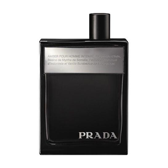 Prada Amber Pour Homme Intense 50ml EDP Spray, 100ml, large
