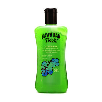 Hawaiian Tropic Cooling Aloe Aftersun Gel 200ml, , large