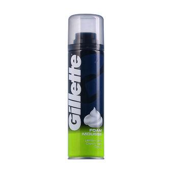 Gillette Lemon Lime Citrus Shave Foam Mousse 200ml, , large