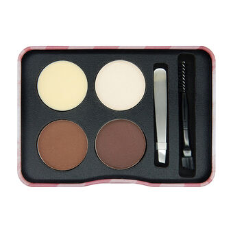 W7 Brow Parlour The Ultimate Brow Grooming Kit, , large