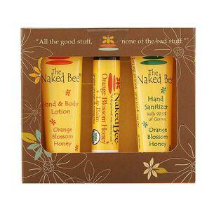 The Naked Bee Orange Blossom Honey Mini Bee Kit, , large