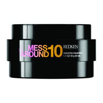 Redken Mess Around 10 Disrupting Cream Paste 50ml, , large