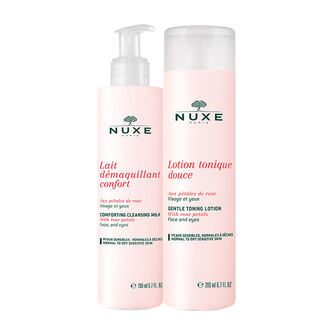NUXE Lait Demaquillant Comforting Cleansing Milk 200ml +FG, , large