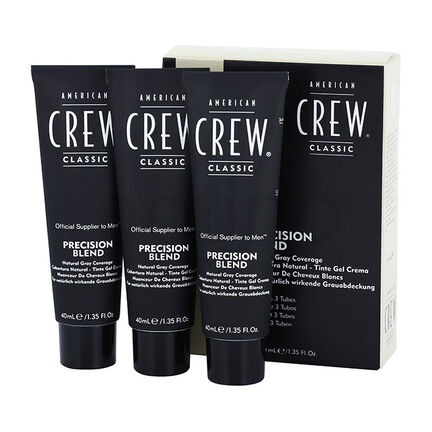 American Crew Precision Blend Hair Colour, , large