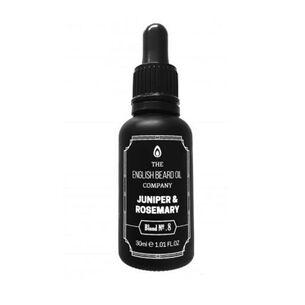 The English Beard Oil Juniper &Rosemary Beard Oil Blend No 3, , large