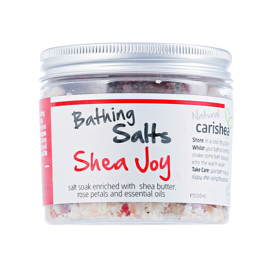 Carishea Bathing Salts Shea Joy 200ml, , large