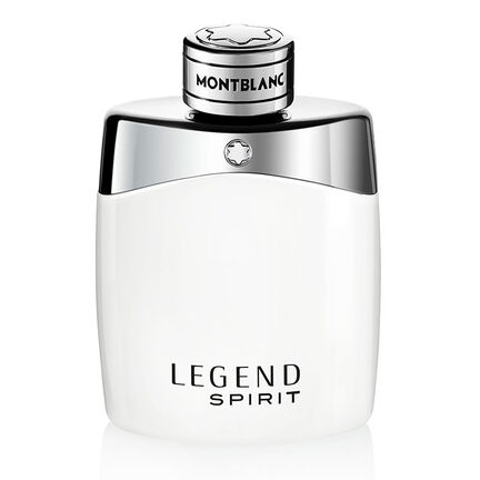 Mont Blanc Legend Spirit Eau de Toilette Spray 100ml, 100ml, large