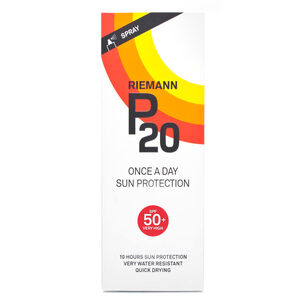 Riemann P20 Once A Day Sun Protection Spray SPF50 100ml, , large