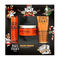 Tigi Bed Head Colour Goddess Electric Looking Gift Set, , large