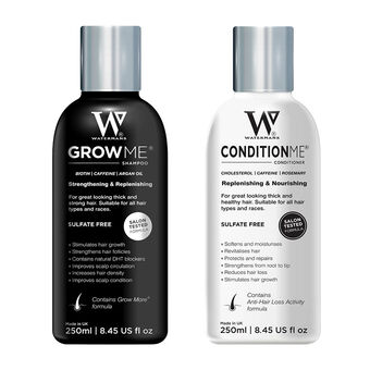 Watermans Grow Me and  Condition Me Duo 2 x 250ml, , large