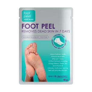 Skin Republic Foot Peel 40g, , large