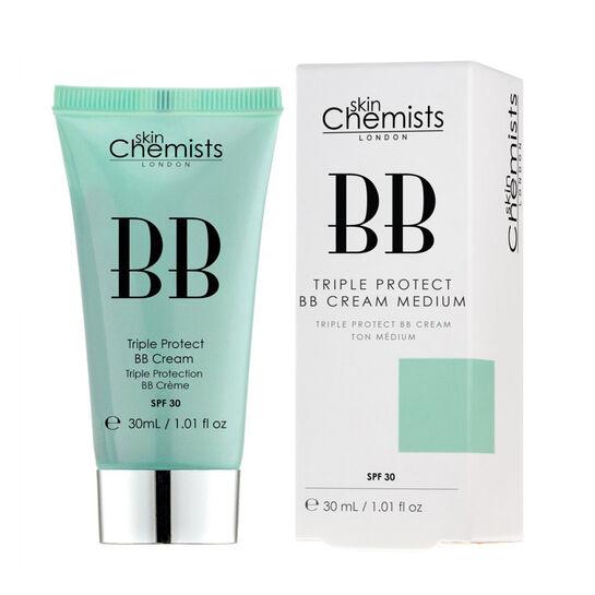 skinChemists Triple Protect BB Cream 30ml, , large