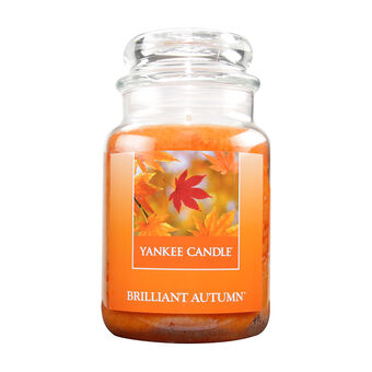 Yankee Candle Large Jar Candle Brilliant Autumn, , large