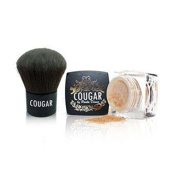 Cougar Mineral Make Up Organza Bag 5-1 Foundation  4g, , large