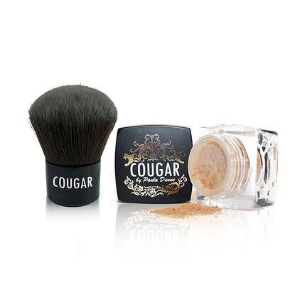 Cougar Mineral Make Up Organza Bag 5-1 Foundation  4g, , large
