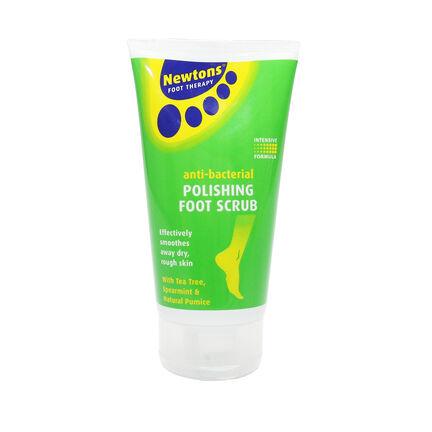 Newtons Anti-bacterial Polishing Foot Scrub 75ml, , large