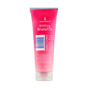 Lee Stafford Blinding Brunette Conditioner 250ml, , large