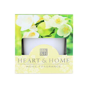 Heart & Home Votive Candle White Jasmine & Freesia 57g, , large