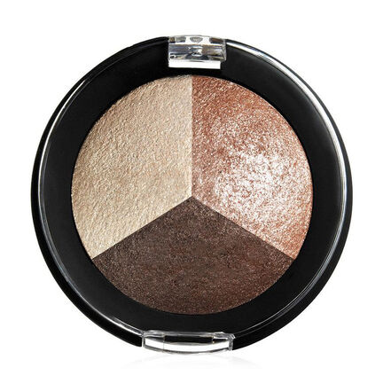 Body Collection Baked Eyeshadow Trio Compact, , large