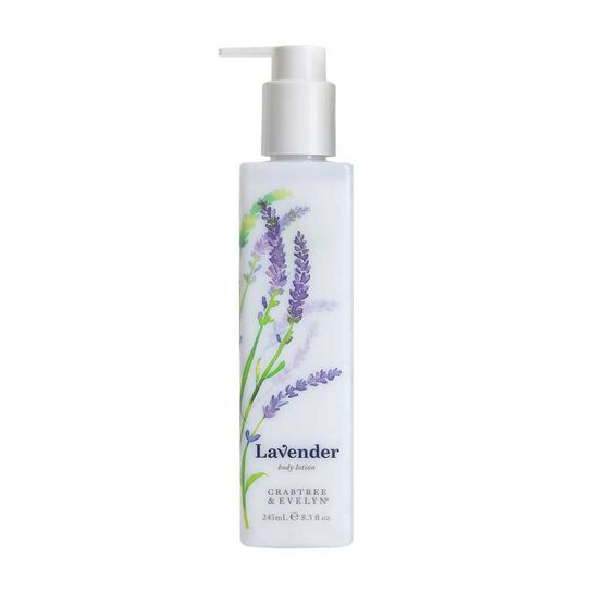 Crabtree & Evelyn  Lavender Body Lotion 245ml, , large