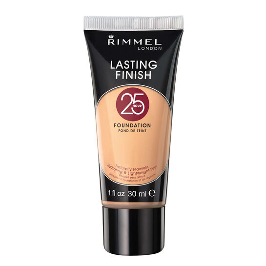 Rimmel Lasting Finish 25h Foundation Bottle 30ml, , large
