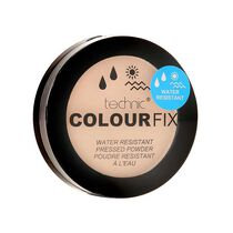 Technic Colour Fix Water Resistant  Pressed Powder 12g, , large
