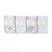 Heathcote and Ivory Morris & Co Guest Soaps Set 4x 50g, , large