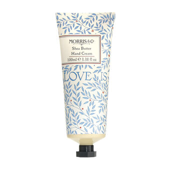 Heathcote and Ivory Morris & Co Shea Butter Hand Cream 100ml, , large