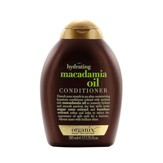 Organix Macadamia Oil Conditioner 385ml, , large