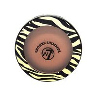 W7 Bronzer Shimmer Compact 14g, , large