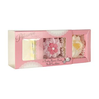 Rose & Co Patisserie De Bain English Tea Room Bath Melts, , large