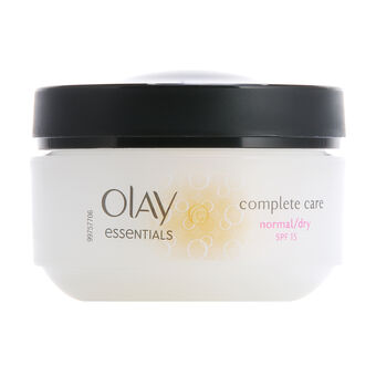 Olay Essentials Complete Care Day Cream Normal/Dry Spf15 50m, , large