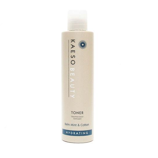 Kaeso Beauty Hydrating Toner Balm Mint & Cotton 195ml, , large