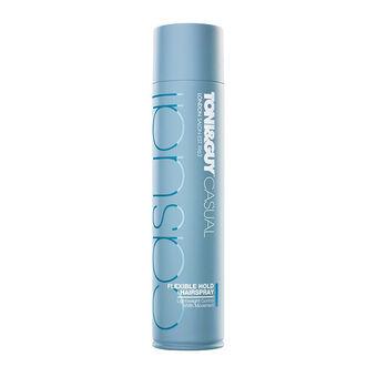 Toni & Guy Creative Flexible Hold Hairspray 250ml, , large