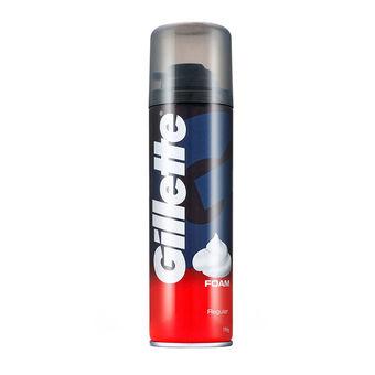 Gillette Regular Shave Foam 200ml, , large