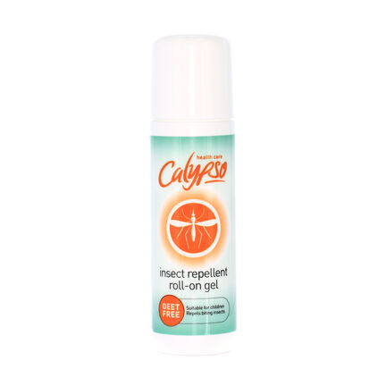Calypso Insect Repellent Roll On Gel DEET Free 50ml, , large