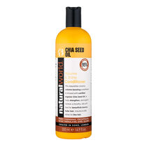 Natural World Chia Seed Oil Conditioner 500ml, , large