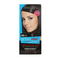 DermaV10 Urban Vibes Hair Colour Black Magic, , large