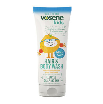 Vosene Kids Afterswim Hair & Body Wash Melon 200ml, , large