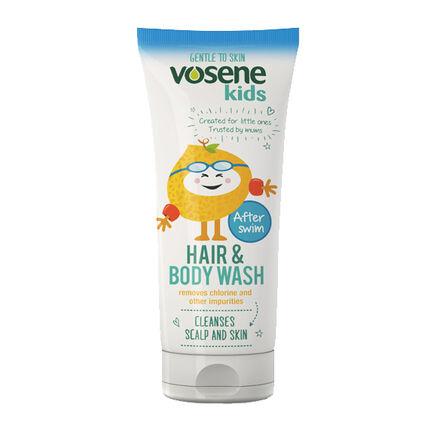 Vosene Kids Afterswim Hair & Body Wash Melon 200ml, , large