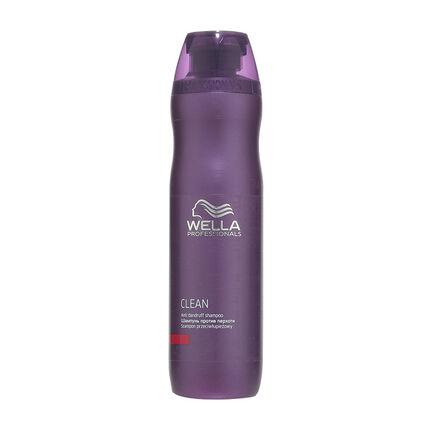 Wella Professionals Clean Anti Dandruff Shampoo 250ml, , large