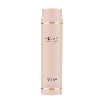 BOSS Ma Vie Body Lotion 200ml, , large