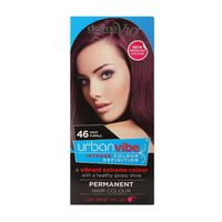 DermaV10 Urban Vibe Hair Colour Deep Purple, , large