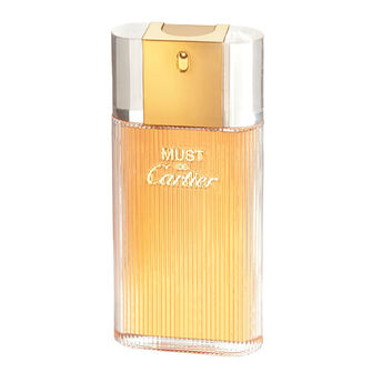 Cartier Must de Cartier Eau de Toilette Spray 100ml, 100ml, large