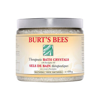 Burt's Bees Therapeutic Bath crystals 450g, , large