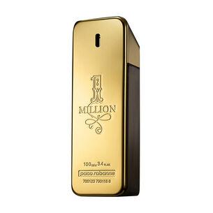 Paco Rabanne 1 Million Eau de Toilette Spray 100ml, 100ml, large
