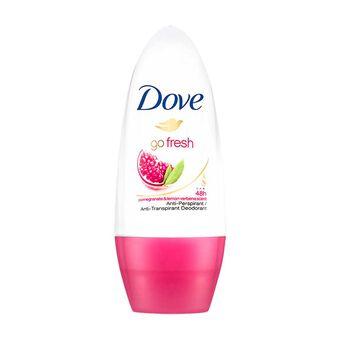 Dove Go Fresh Pomegranate & Lemon Roll On Deodorant 50ml, , large